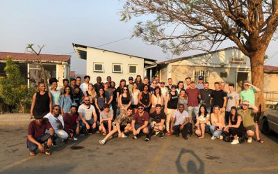 TUT Students On Trip To Mozambique